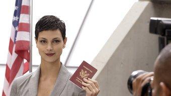 Morena Boccarin és l'actriu que interpreta Anna, la líder dels visitants. TV3