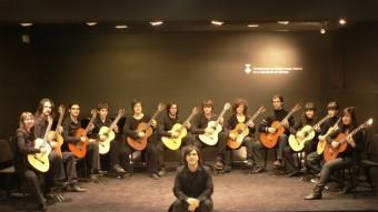 L'Orquestra de Guitarres participarà en el Pati Cultural EL PUNT