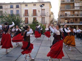 Malgrat la decisió hi haurà grups culturals a la mostra de Pedralba. /  ESCORCOLL