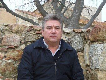 Jesús Figa, alcalde de Capmany.