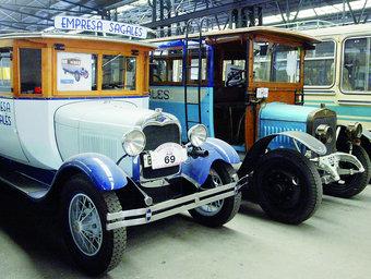El ral·li mostrarà la historia del transport públic dels darrers 100 anys.  SORTIM