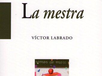 Portada del llibre de Víctor Labrado.