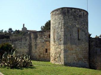 Imatge del Castell d'Olèrdola. Un dels indrets on es desenvolupa la trama.  Oriol Duran