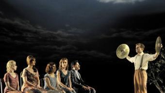 Una imatge de l'espectacle 'Delicades' DAVID RUANO