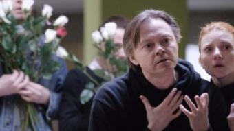 'Hamletas' dirigit per Oskaras Kordunovas, al Festival Shakespeare de l'any passat. OKT