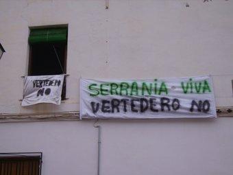 La comarca sempre ha hagut de reivindicar millores socials i mediambientals. ESCORCOLL