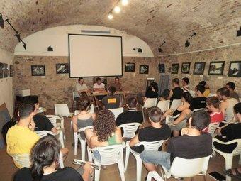 L'Esquerra Independentista va organitzar la seva escola d'estiu a Riudoms J. OLÀRIA
