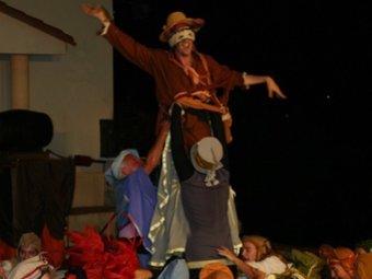 Una escena de l'obra 'Carnaval'