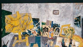 Una de les obres de Barceló que es pot veure al Caixafòrum.
