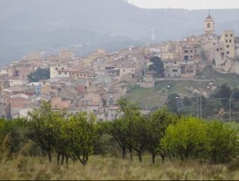 Panoràmica del Pinell de Brai, en una imatge recent. JOSÉ CARLOS LEÓN