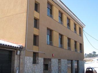L'edifici municipal de nova construcció té com a objectiu acollir grups de joves i també famílies. EL PUNT