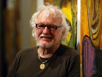 Matt Lamb en una exposició celebrada fa ara tres anys a Barcelona. JUANMA RAMOS