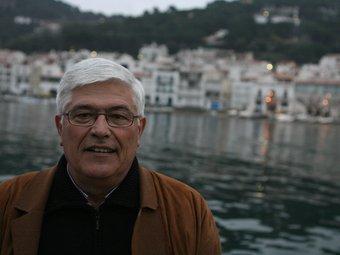 L'alcalde del Port de la Selva, Genís Pinart.