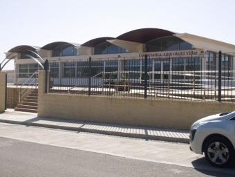Edifici d'administració de la Cooperativa de Villar. ESCORCOLL