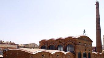 Museu Nacional de la Ciència i de la Tècnica de Catalunya situat a Terrassa
