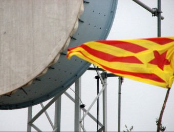Repetidor de TV3 al País Valencià on també hi ha problemes per rebre la tv catalana ACN