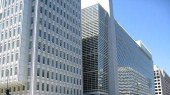 El Banc Mundial té la seu central a Washington, capital dels EUA.  ARXIU