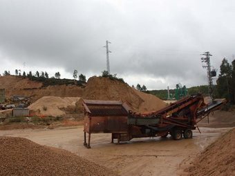 L'Ajuntament de Massanes és un dels investigats per la planta d'asfaltatge. I.R/ACN