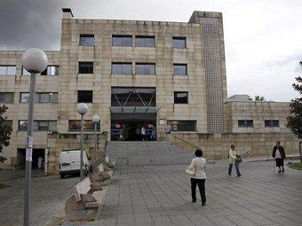 L'Hospital de Martorell va haver de tancar les urgències i les sales d'operacions per les inundacions SUSI SÁEZ/ EFE