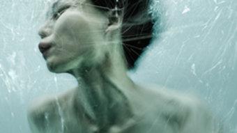 Una imatge d''Inject', una peça de Herman Kolgen, que ha participat al festival VAD. VAD