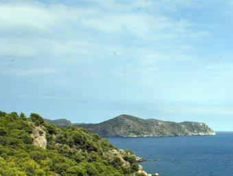 Una perspectiva de la bellesa de la zona del Cap de Creus. MIQUEL RUIZ
