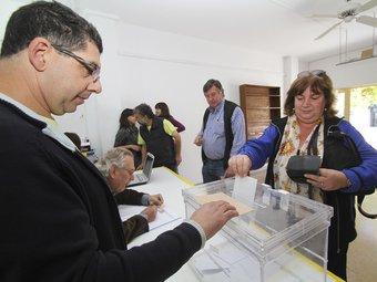A la Bisbal del Penedès es va assolir el 15,05% de participació D. BALAGUER