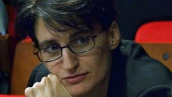 Lluïsa Cunillé , en una imatge d'arxiu ROS RIBAS