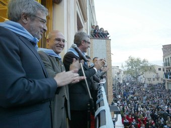 El proper dissabte entra en vigor la llei de creació de la Canonja, sis mesos després de la seva aprovació el 15 d'abril al Parlament de Catalunya. J. FERNANDEZ