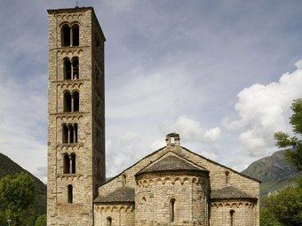 Sant Climent, a Taüll, rebrà ajuts de La Caixa LA CAIXA