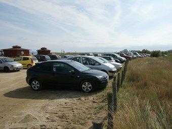 La reordenació de la platja de la Rubina de Castelló d'Empúries rebrà més diners. M.RUIZ