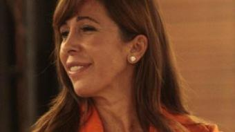 Alícia Sánchez Camacho, president del PP a Catalunya JOSÉ CARLOS LEÓN