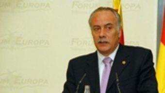 El candidat de Reagrupament per Girona, Joan Carretero