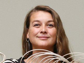 La mezzosoprano Claudia Schneider, que cantarà a Fontcoberta acompanyada al piano d'Alfredo Armero. EFE