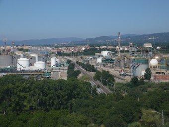 L'avaluació de l'aire s'ha fet en les poblacions més afectades per contaminació industrial Ò.P