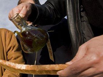 La Festa de l'Oli Nou d'Almoster és la més antiga del Camp de Tarragona.  JOSÉ CARLOS LEÓN