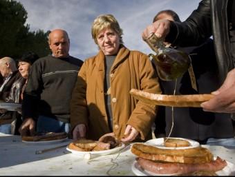 L'oli d'Almoster pertany a la DO Siurana.  JOSÉ CARLOS LEÓN