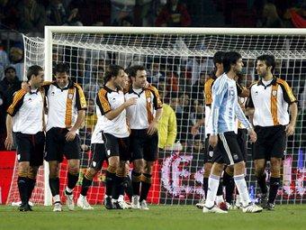 Catalunya encara espera rival. /  EFE