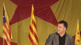Joan Puigcercós JOSÉ CARLOS LEÓN
