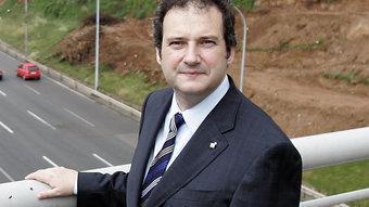 L'alcalde de Barcelona, Jordi Hereu CRISTINA CALDERER