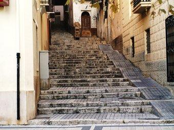 Escales típiques de Xixona. S.DÍAZ