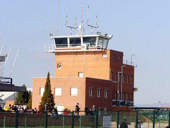 Torre de control de Sabadell GABRIEL MASSANA