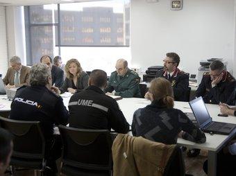 La Subdelegació de Tarragona va acollir ahir la reunió dels òrgans directiu i executiu del Penta TJERK VAN DER MEULEN