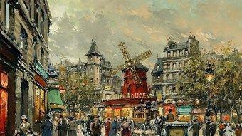 El terrassenc Josep Oller i Roca fou 'l'home del Moulin Rouge' de París, la capital del món occidental llavors.