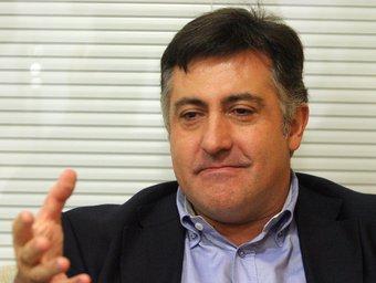Joan Puigcercós MARTA PÉREZ