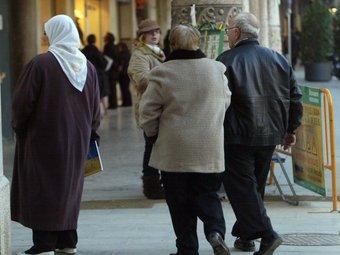 Reus és un dels municipis que ha perdut població respecte de l'any anterior a les dades del padró de 2010. JUDIT FERNANDEZ