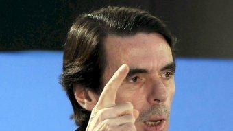 José María Aznar lidera la demanda de retallar l'Espanya autonòmica. EFE