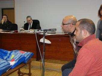 Kandoussis El Fallah el dia del judici. M.A.PAGÈS