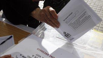 Vot anticipat a les festes de Sant Antoni ORIOL DURAN