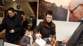 El referèndum sobiranista que es va celebrar el passat 23 de gener a Terrassa; ha estat un dels últims que s'han convocat ORIOL DURAN