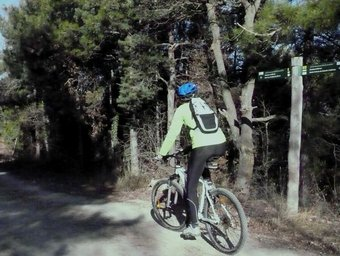 El tram sud de la ruta està totalment senyalitzat. El seu traçat es pot fer a peu o en bici.  C.C. CONCA DE BARBERÀ